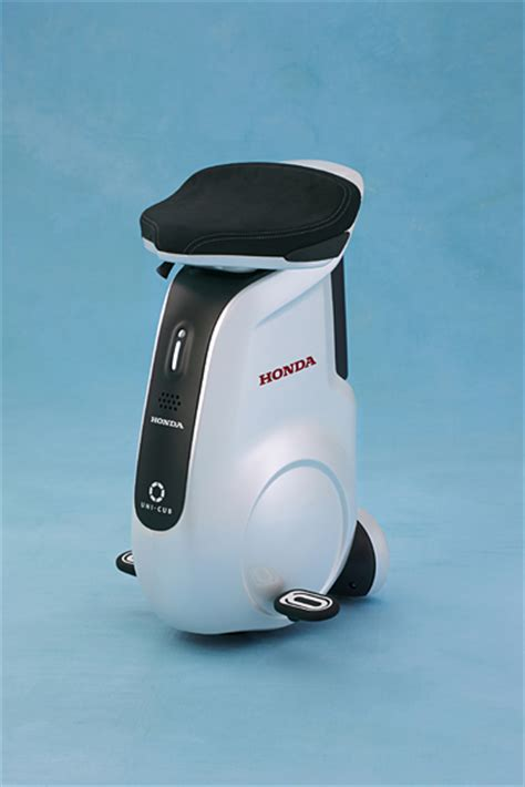 Honda Unicub People Mover Foreshadows Walle Future