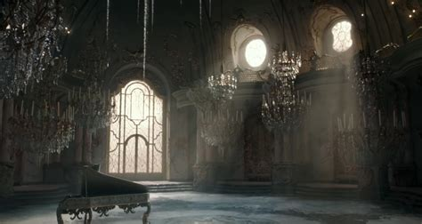 disney invites guests  beasts castle  beauty teaser