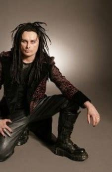 dani filth weight height  age