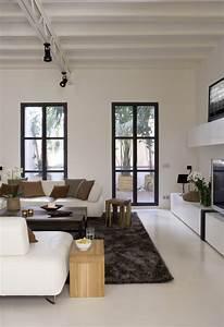 Peinture Encadrement Fenetre Interieur : peindre le ch ssis d 39 une fen tre en noir ~ Premium-room.com Idées de Décoration