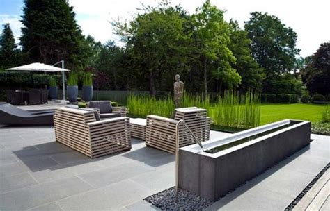 Schöner Moderner Garten by Jardines Modernos 60 Fotos E Ideas De Dise 241 O De Patios