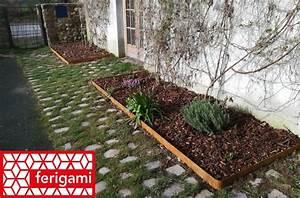 Bordure De Jardin Metal : beautiful bordure jardin en metal gallery design trends ~ Dailycaller-alerts.com Idées de Décoration
