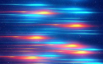 Abstract 4k Bright Stripes Glow Speed Wallpapers
