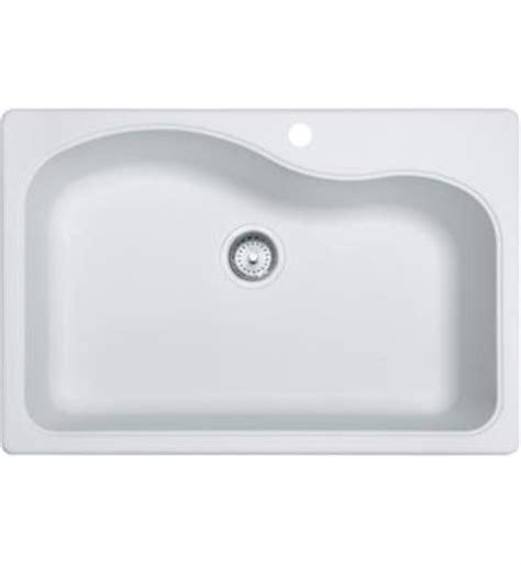 franke sp3322 1 gravity 33 quot single basin undermount drop