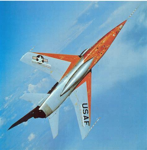 North American F107a Ultra Sabre