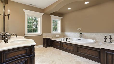Paint Color Small Bathroom by Paint Colors For Bathrooms With Beige Tile Neutral