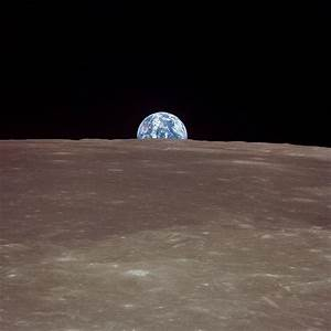 NASA Visible Earth: Earth from the Moon: A Different ...