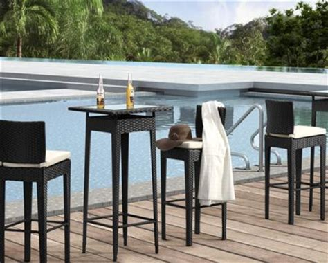 small outdoor pub table outdoor bar table and chairs wine barrel bistro table and