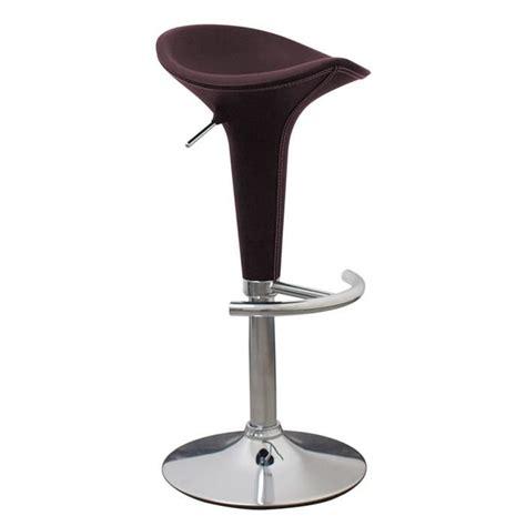 tabouret bar simili cuir tabouret de bar en simili cuir avec pied m 233 tal achat vente tabouret de bar simili abs