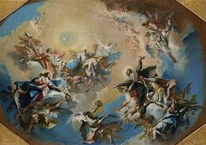 Religious art + the depiction of heaven and hell ...