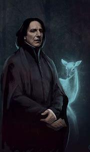 ArtStation - Severus Snape. Harry Potter., Serafima Brovkina