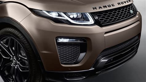 Range Rover Evoque Autobiography Dynamic official pictures ...