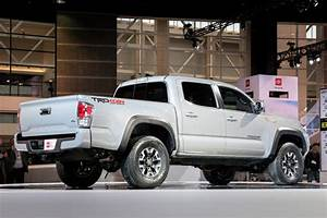 2020 Toyota Tacoma What S Changed News Cars Com