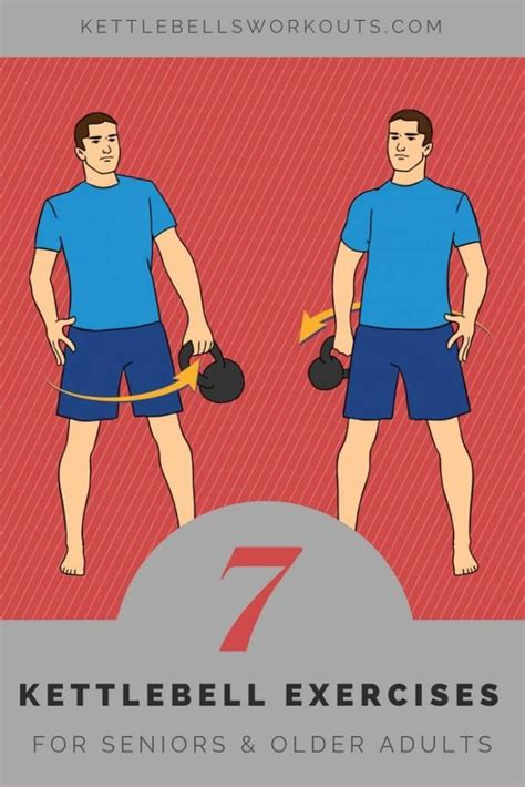 kettlebell seniors older exercises adults exercise kettlebellsworkouts kettlebells workouts age workout senior circuit routines
