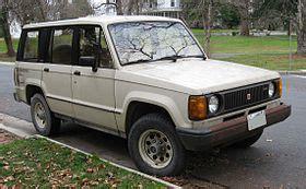 old car repair manuals 1994 isuzu trooper regenerative braking isuzu trooper wikipedia