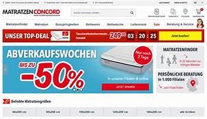 Concord Matratzen München : shop usability award shop usability award 2018 gewinner matratzen ~ Markanthonyermac.com Haus und Dekorationen