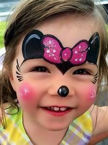 Modele Maquillage Carnaval Facile : dise os de pintacaritas para fiestas infantiles como organizar la casa fachadas decoracion ~ Melissatoandfro.com Idées de Décoration