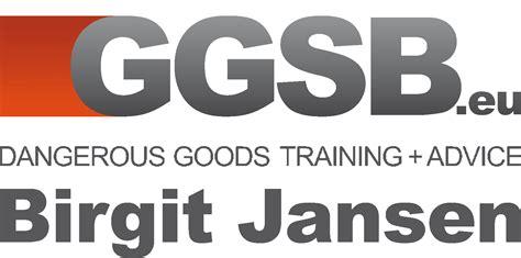 Ggsb Dangerous Goods Training + Advice
