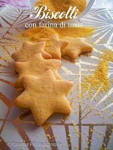 Biscotti con farina di mais Paperblog
