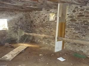 Comment Faire Une Dalle : dalle dans une ancienne grange 12 messages ~ Farleysfitness.com Idées de Décoration