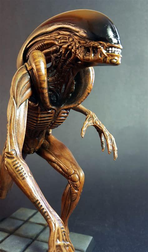 Jean-Francois Beaulieu's Art Blog: Halcyon Alien Creature