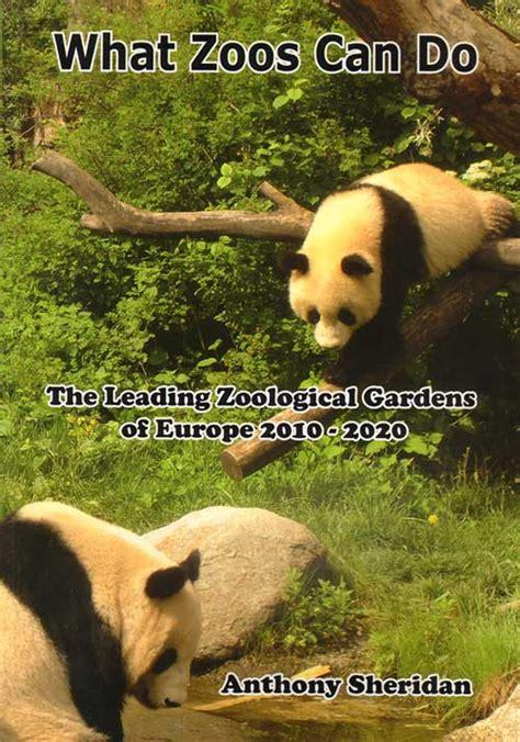 zoological zoos leading gardens europe sheridan anthony