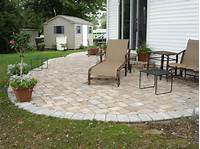 lovely brick paver patio design ideas Eco-Friendly: Natural Brick Designs For Patios: Lovely ...