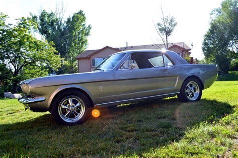 Ultimate Home Build The Foreman's '66 Mustang Coupe