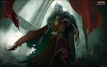 Nekusar Magic Wizards Wallpapers Week Gathering Commander