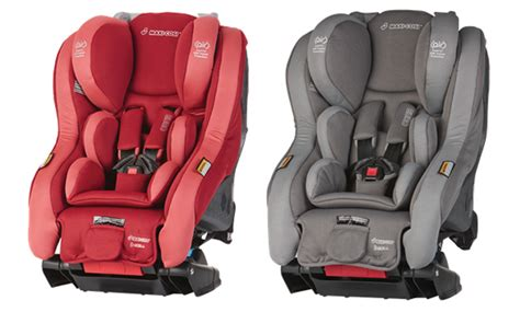 Maxi-cosi Launches First Isofix Car Seats Australia