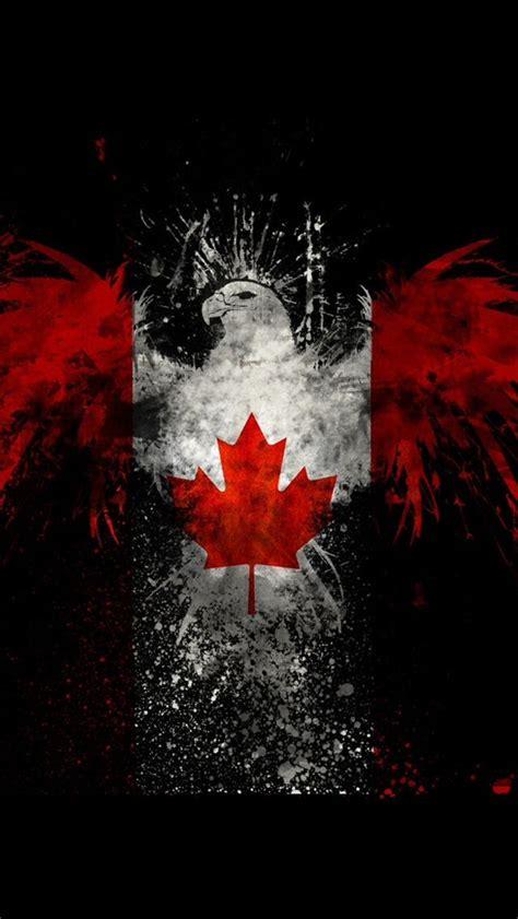 cool eagle  canadian flag canadian flag tattoo