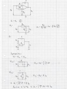 Operationsverstärker Berechnen : opamp schaltung berechnen ~ Themetempest.com Abrechnung