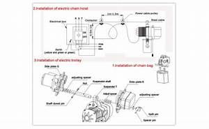Dayton Hoist Wiring Diagram