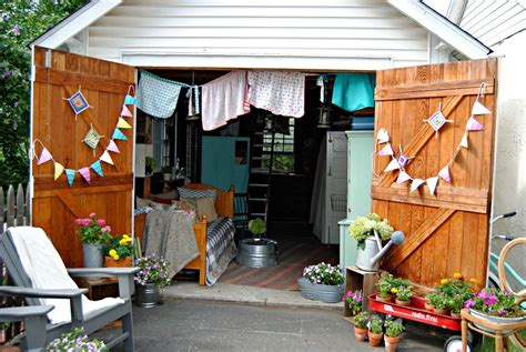 decorating a shed the of a she shed the painted home by sabia