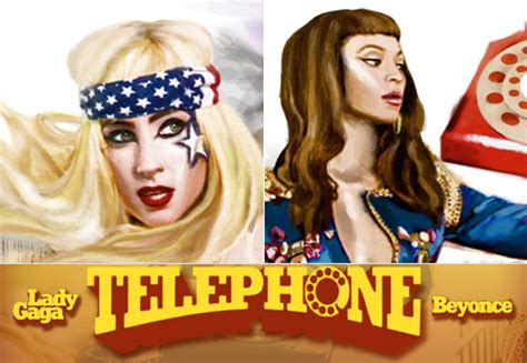 Behind-the-scenes Of 'telephone'!