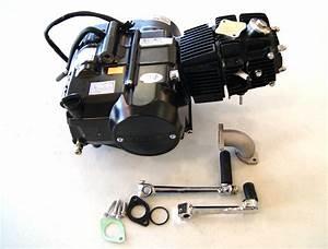 125cc Lifan Semi Auto Engine