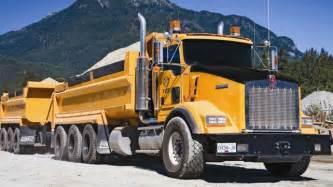 kenworth truck specs kenworth offers advice on specs for dump trucks article
