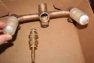 pull out kitchen faucet parts tub shower diverter valve repair