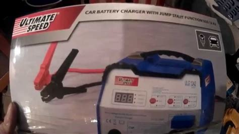 ultimate speed ladegerät lidl ultimate speed car battery charger with jump start ulg12a2