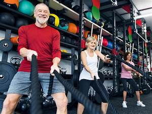 Crossfit For Older Adults  Is It Safe