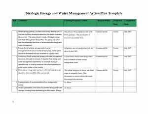 Data Management Policy Template Management Action Plan Template Sample Helloalive