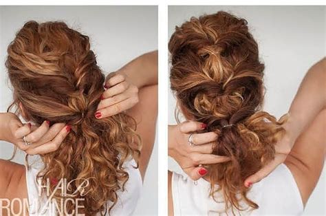 hair up curly styles 17 incredibly pretty styles for naturally curly hair 6914