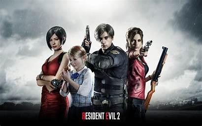 Resident Evil Remake 4k Ada Wong Wallpapers
