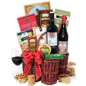 cheese and sausage gift baskets wine showcase gift basket by gourmetgiftbaskets