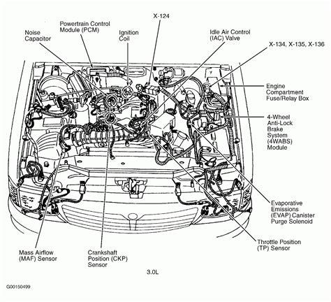 1994 Toyotum 4x4 3 0 Engine Diagram by 1994 Toyota V6 4x4 Engine Diagram Wiring Diagram