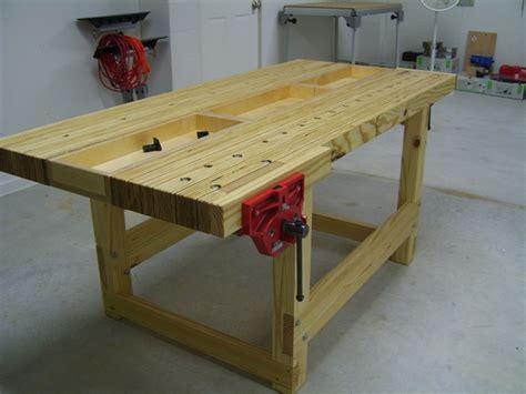 kyles lvl workbench  wood whisperer