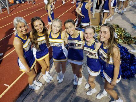 charlotte hs cheerleaders charlotte collegiate high school