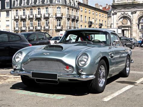 Five Greatest Aston Martins