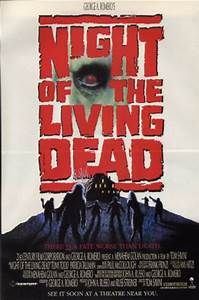 Night of the Living Dead 1990 poster | Classic-Horror.com