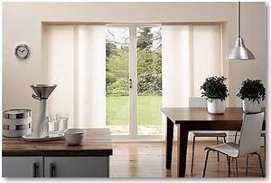 Blinds com Brand Sheerweave Sliding Panels - Modern